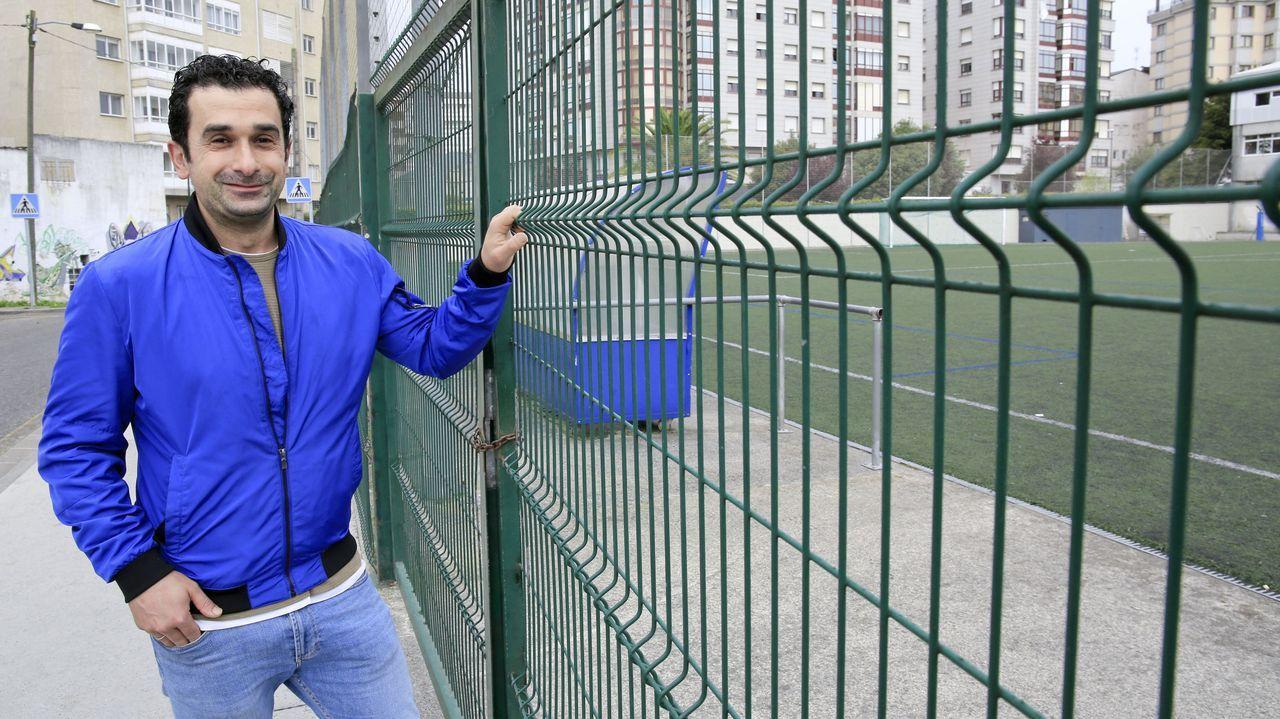 Murado tuvo una larga carrera como jugador y no descarta entrenar en un futuro