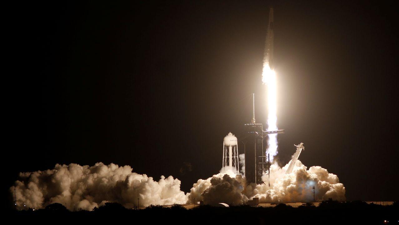 Nueva misión espacial del SpaceX y la Nasa