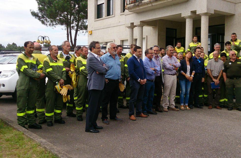 La prevención de incendios es el único servicio que presta el ente y concluirá en octubre.
