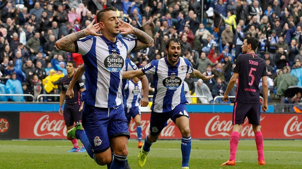 Borja Iglesias llega a Sevilla
