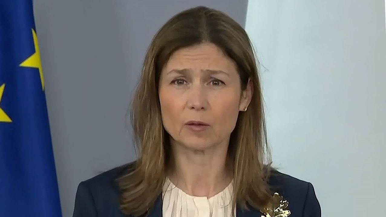 María Jesús Lamas, directora de la Agencia española de medicamentos y productos santiarios