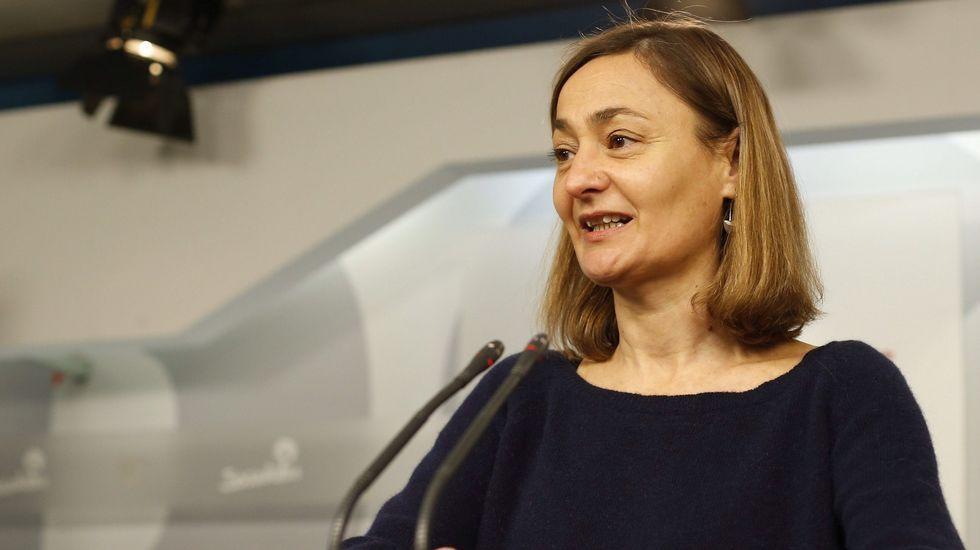 María Luz Rodríguez, Secretaria de Empleo