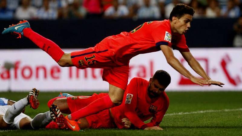 Y Sergio desesperó a Luis Suárez.La chow chow «Selva» falleció el 11 de julio