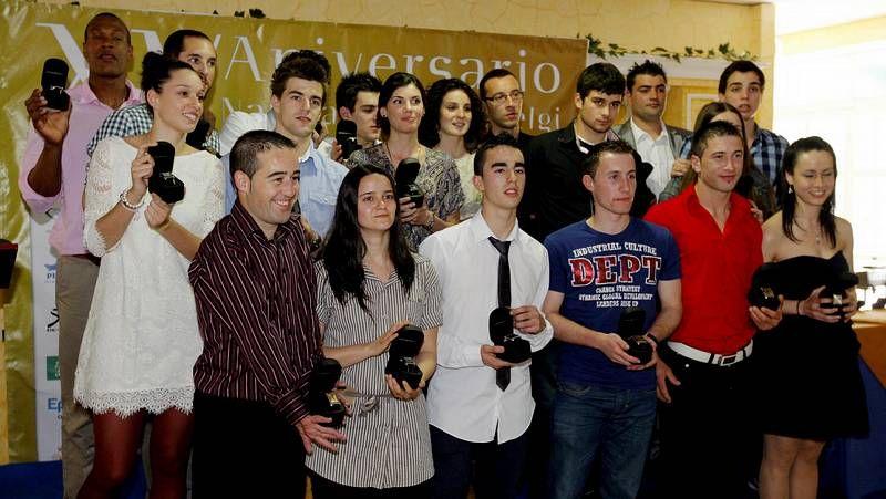 Participantes en los seminarios celebrados en Galicia por la Fundación Paideia.