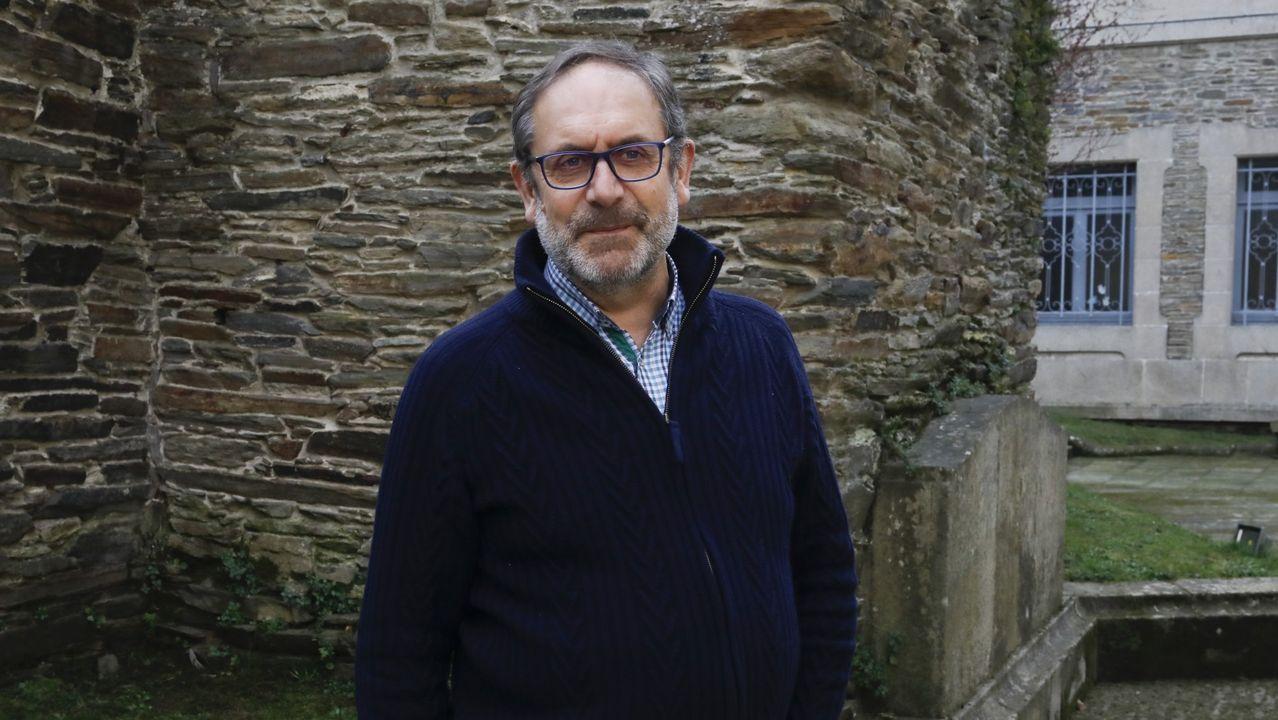 Antonio Reigosa é escritor e cronista oficial de Mondoñedo