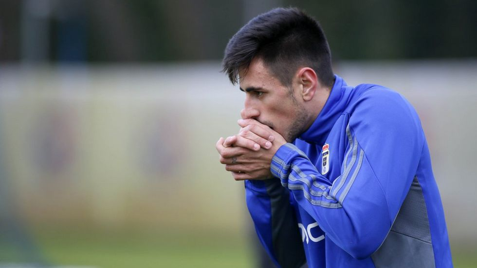 Michu Real Oviedo Nastic Carlos Tartiere.EL REAL OVIEDO GANÓ 2-0 AL GIRONA