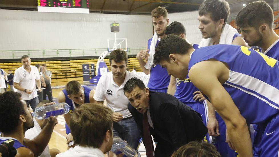 El COB disputó el primer partido en el Paco Paz