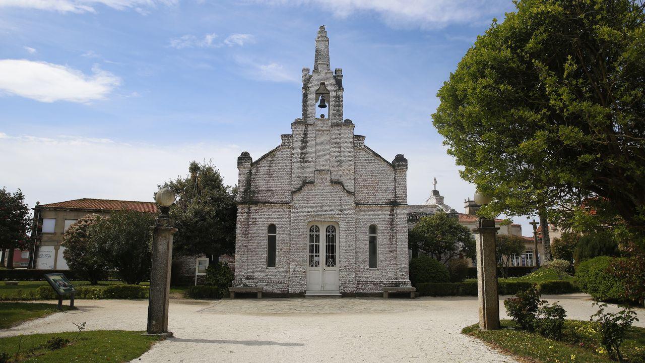 Santuario de A Toxa (O Grove).