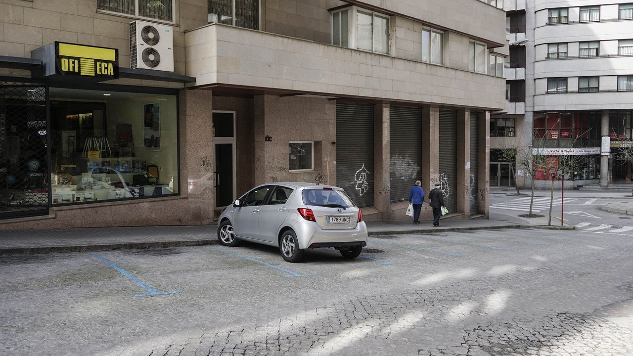 El alcalde de Ourense, Gonzalo Pérez Jácome, opina sobre la evolución del coronavirus.Fachada de la Casa do Concello en la Praza Maior