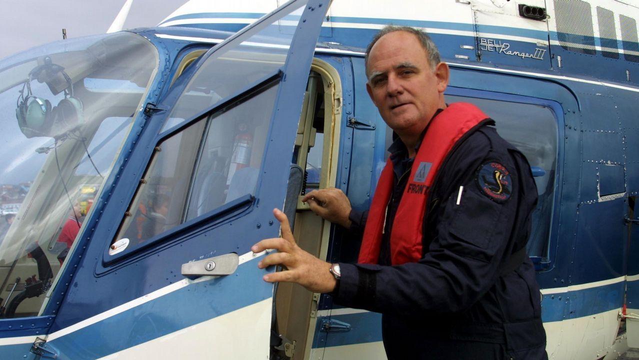 Fernando Novoa en una fotografía de archivo