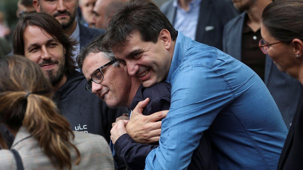 Libertad con cargos para todos los detenidos por el referendo del 1-0