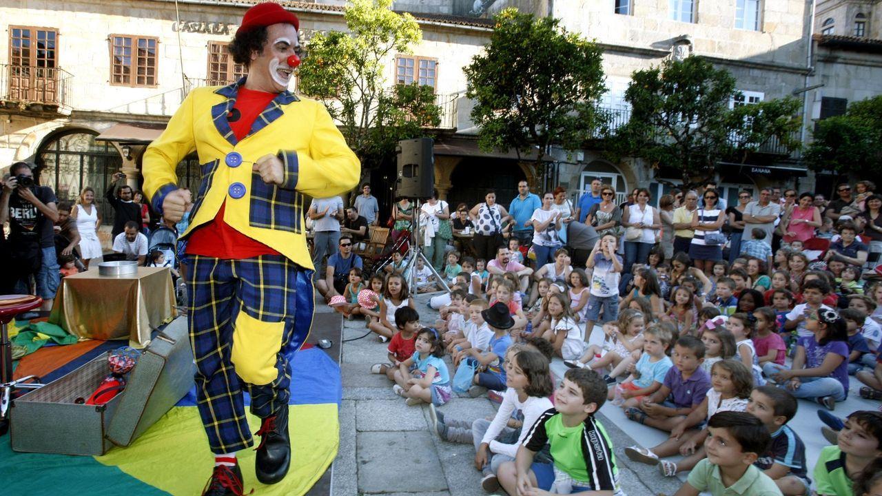 Barafunda Teatro inaugura esta tarde la Mostra de Teatro Amador de Palas