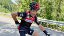 Tito compite con el Tres Lunas Valdeorras en la modalidad de maratón de ciclismo de montaña