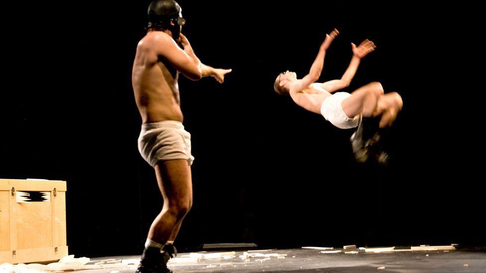 Okidok presenta «Slips inside» en el Gustavo Freire