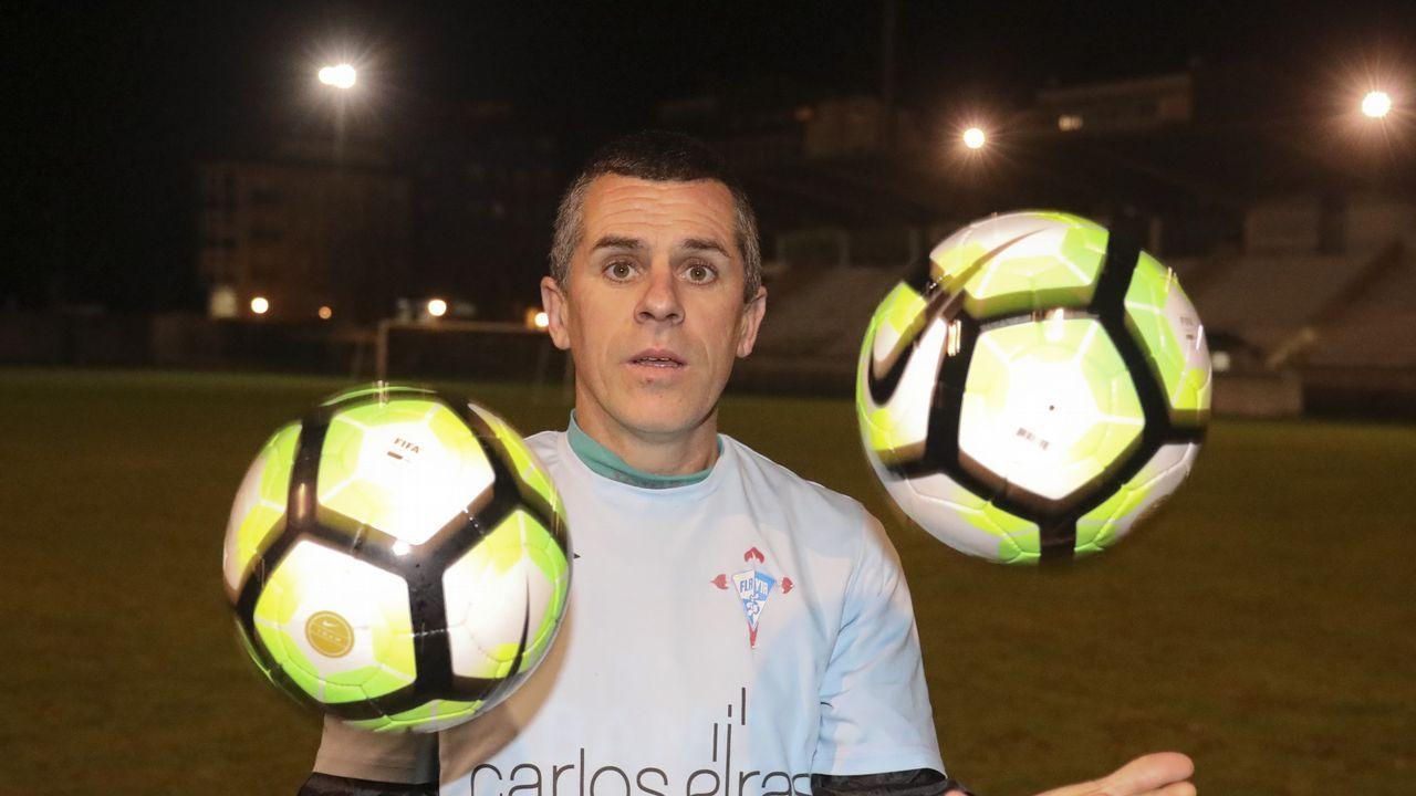 Caballo destaca que, pese a la falta de gol, el Dépor nunca se ha echado atrás
