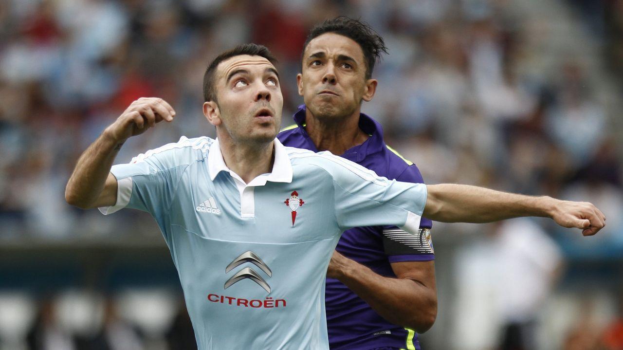 192 - Celta-Málaga (1-0) de Primera el 8 de mayo del 2016