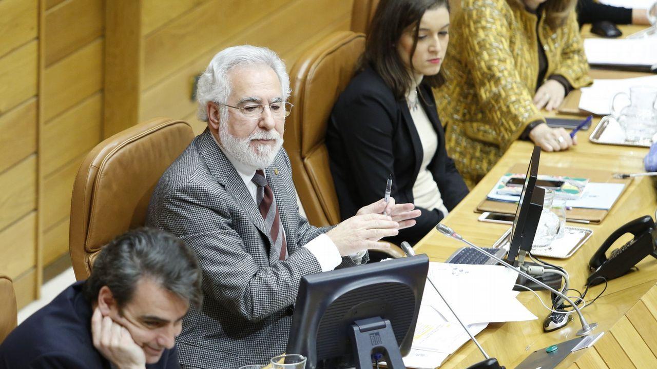 Caballero se encontró con la comisario de Política Regional, la rumana Corina Cretu