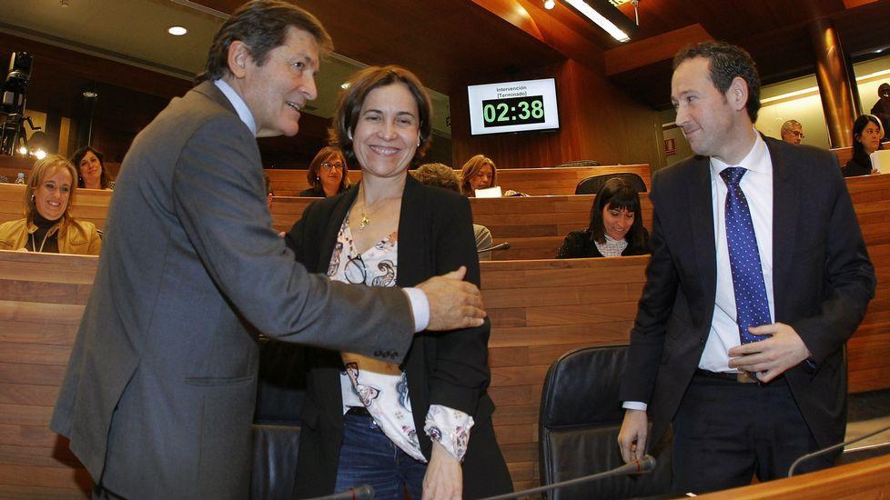 Tinín Areces emplaza al PSdeG a canalizar más las demandas de Galicia a través del Senado.Areces, en el Senado