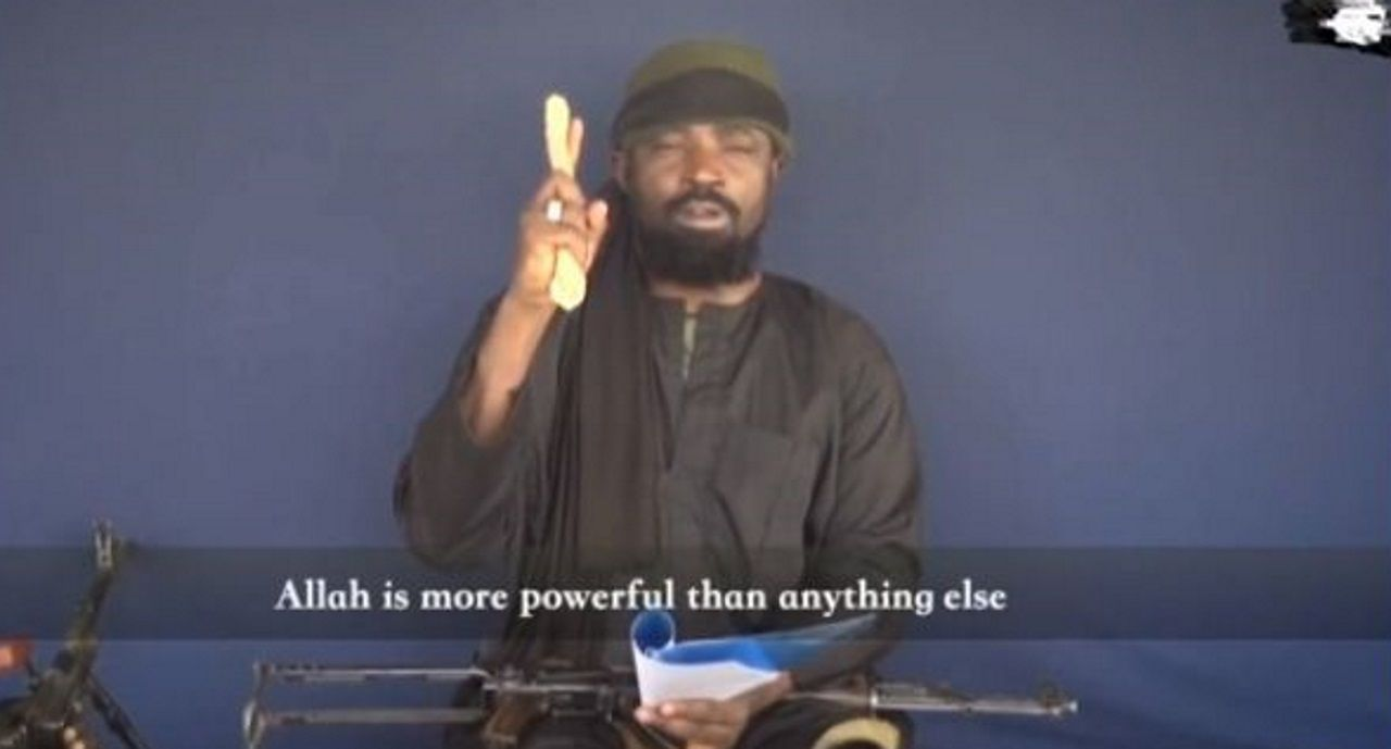 Liberan a 344 de los niños secuestrados en Nigeria.Abubakar Shekau, líder de Boko Haram