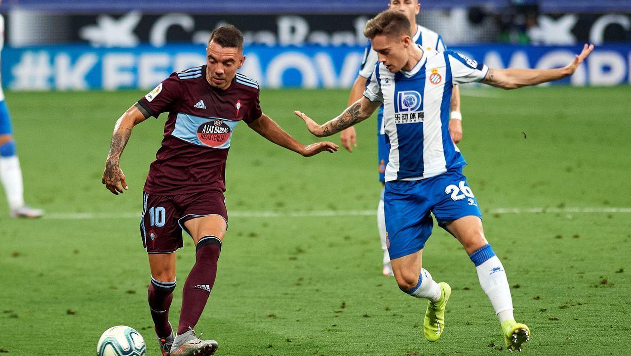 346 - Espanyol-Celta (0-0) el 19 de julio del 2020