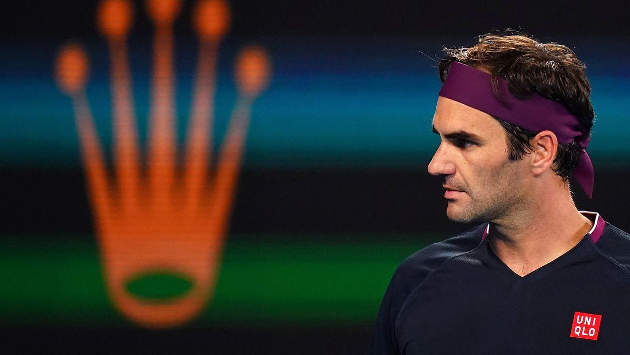 Un grupo de orcas ataca a un velero de la Armada española a dos millas de Corrubedo.Roger Federer es uno de los deportistas suizos más conocidos del mundo