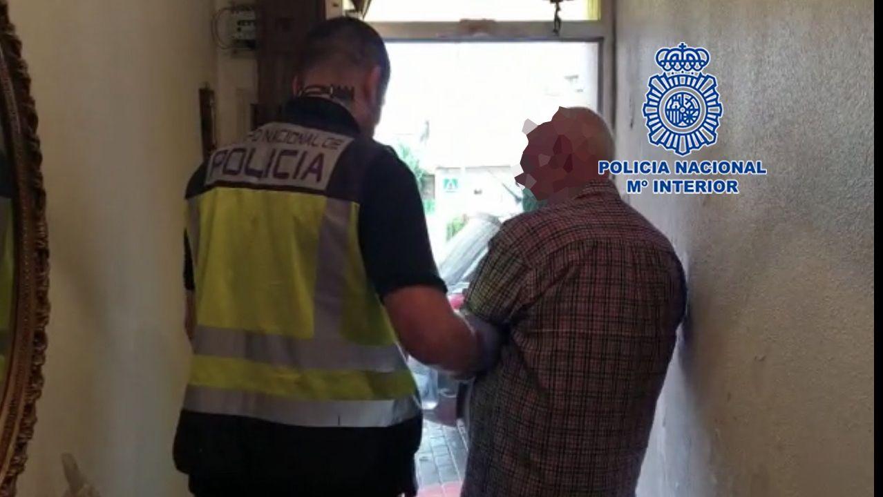 El ocio nocturno, en el punto de mira.La Policía Nacional en la detención de dos hombres que abusaban sexualmente de mujeres migrantes en situación irregular, en Murcia