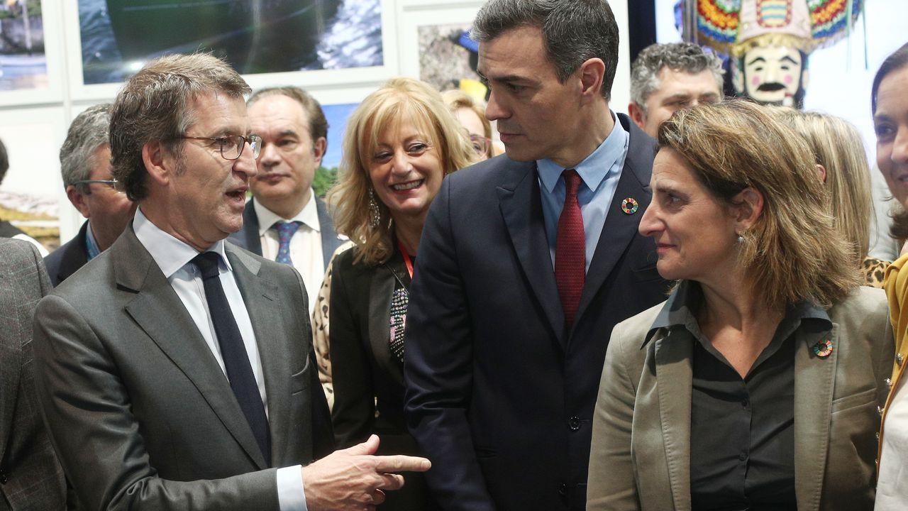 Núñez Feijoo: «El Gobierno central usa el dinero de la comunidades para sus compromisos electorales»
