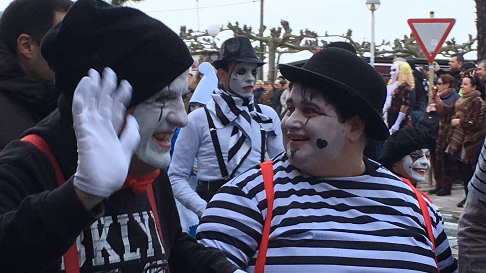 Martes de Carnaval en Sada.