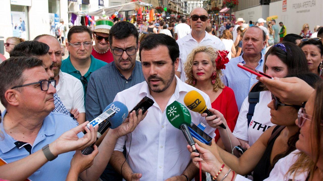 Isidro Martínez Oblanca.El pleno de la Junta General