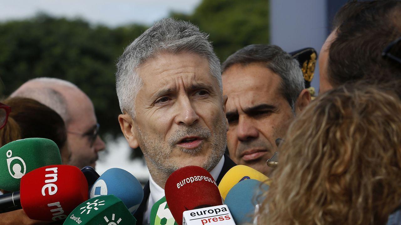Pedro Sánchez comunica la composición del nuevo Gobierno de coalición.Disturbios en Via Laietana