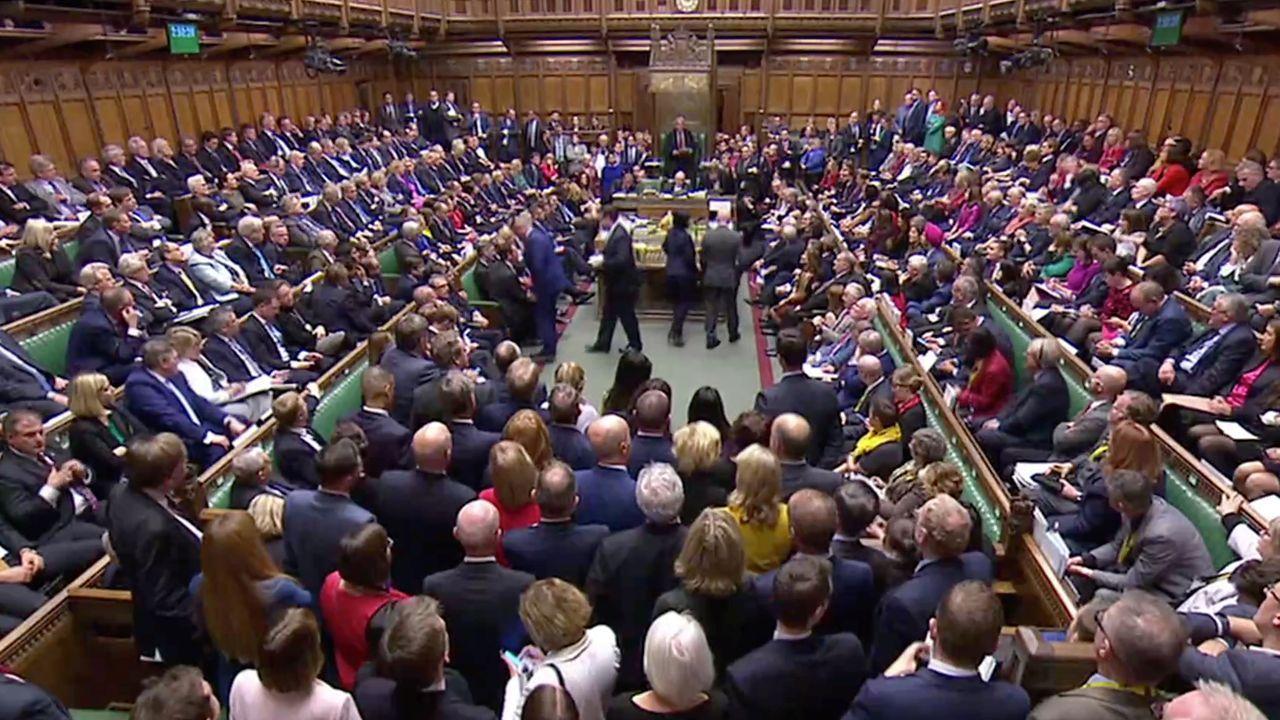 El conservador John Bercow preside la Cámara de los Comunes desde el 2009