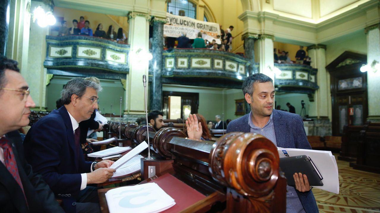 En directo: El pleno rechaza el abono de las facturas irregulares del servicio de basura