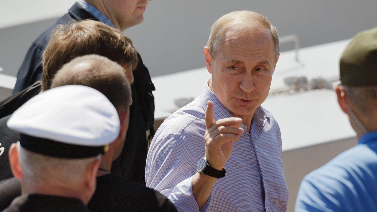 más de 100 personas fueron detenidas en la manifestación de Moscú