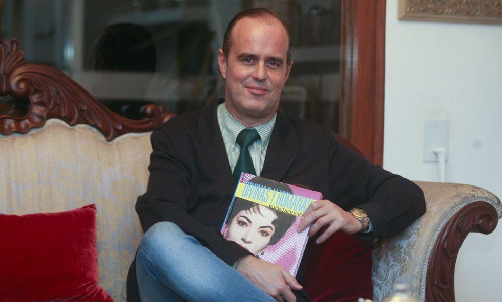El actor Gonzalo Castro
