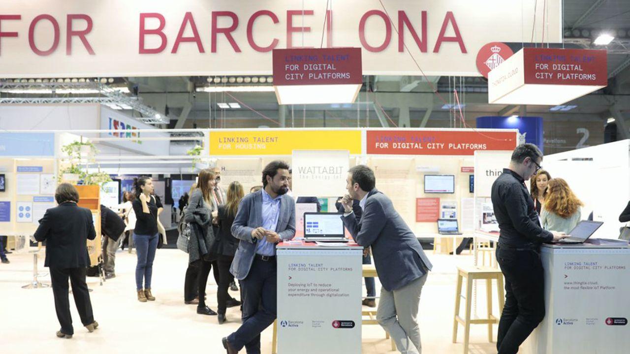 Smart City World Expo Congress, en Barcelona, la pasada edición