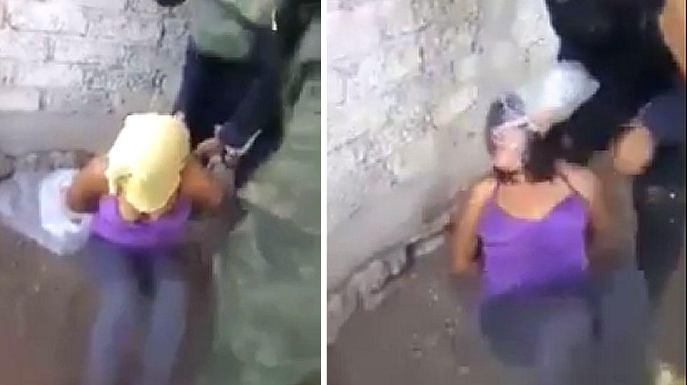 Las imágenes de la tortura en México