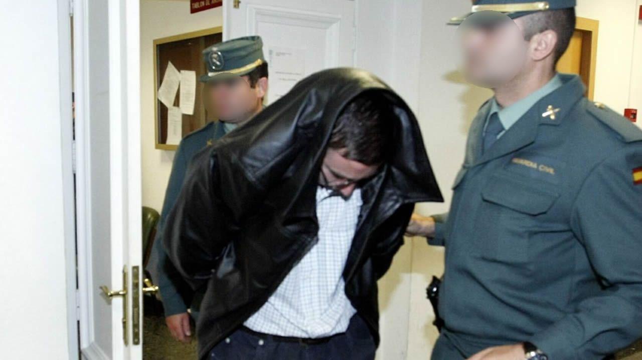 Juan Lara Cao ya había sido detenido en 2008