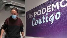 Pablo Iglesias: «Dejo todos mis cargos, dejo la política»