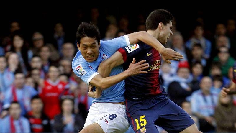El Barça feliz por el regreso de Tito Vilanova
