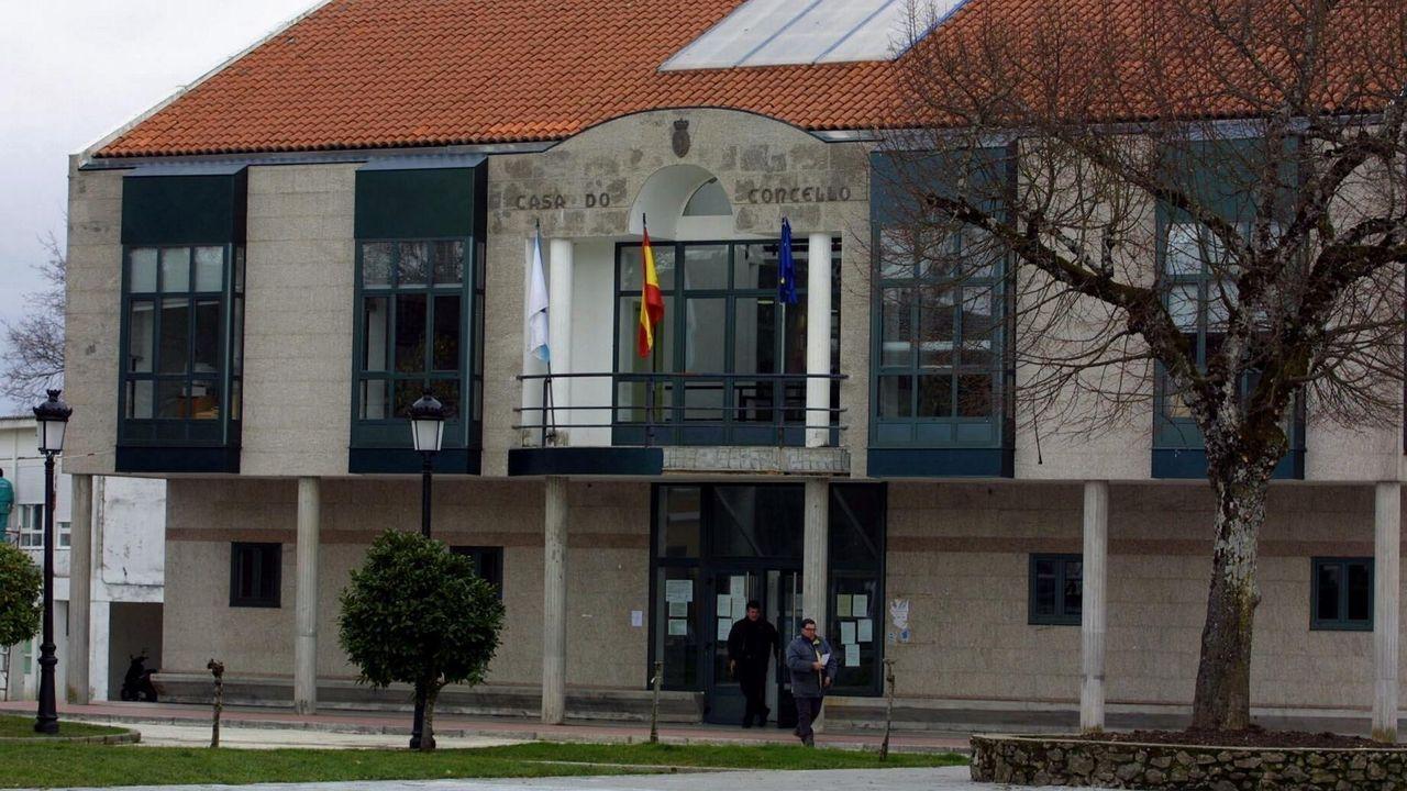 La Guardia Civil de Becerreá desmantela un punto de drogas en la comarca de Os Ancares.Tres de los dispositivos de limpieza serán instalados en la casa consistorial