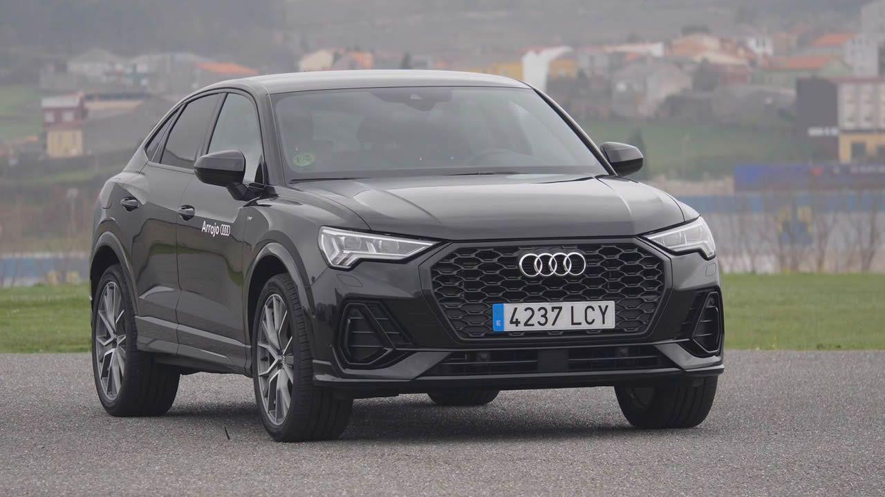 Audi Q3 Sportback, más deportivo por fuera