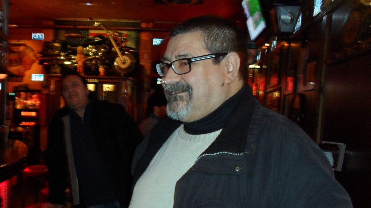 Rodrigo Rey López, Roi O Profesor en  una imagen del 2013