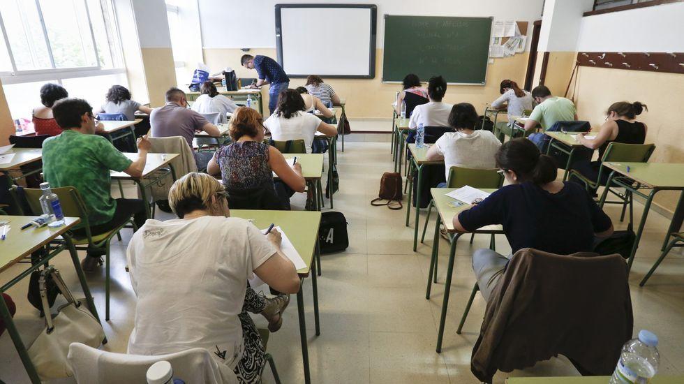 Oposiciones para profesor de Lingua e Literatura Galegas en secundaria, en el IES Lucus Augusti de Lugo