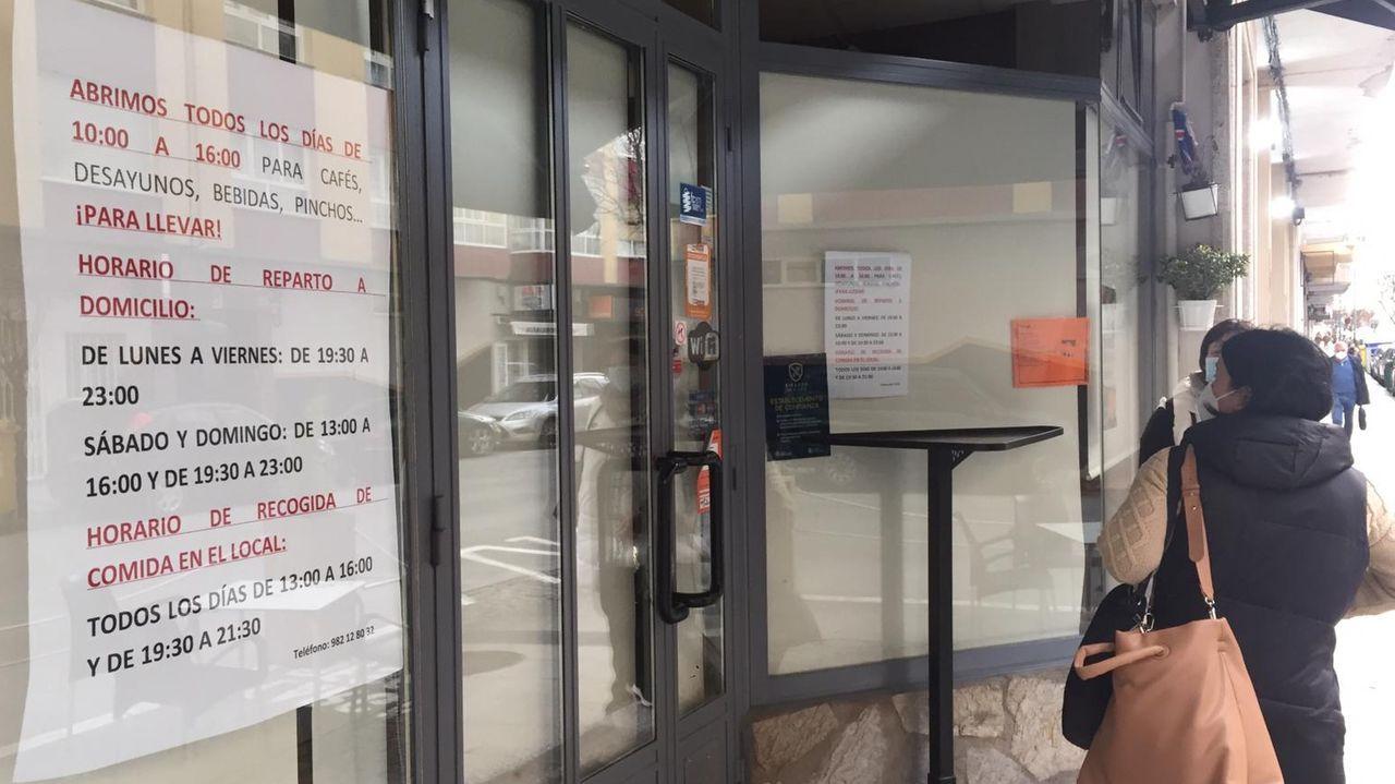 En el municipio ribadense han registrado un ligero incremento de casos, pasando de 21 a 25