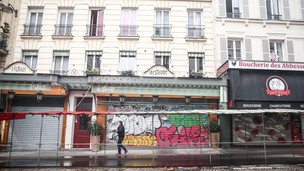 Las escuelas francesas recordaron al profesor Paty con un minuto de silencio