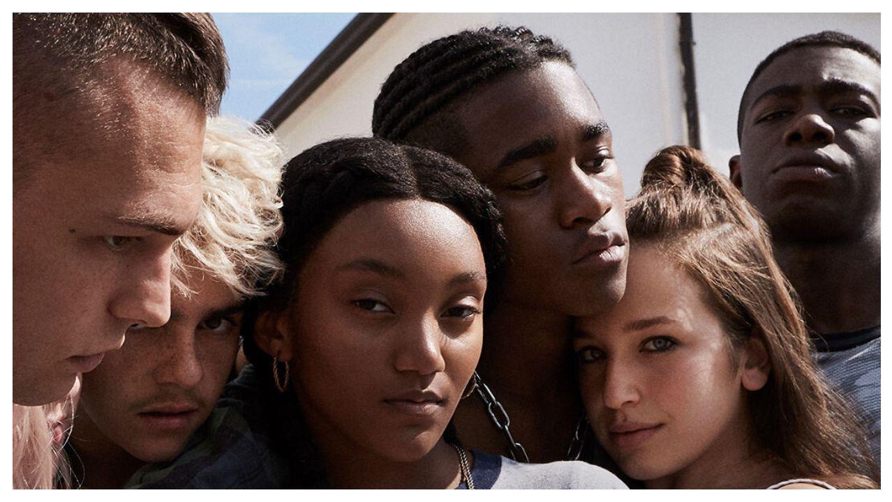 Los protagonistas de la serie televisiva «We Are Who We are», que dirige Luca Guadagnino