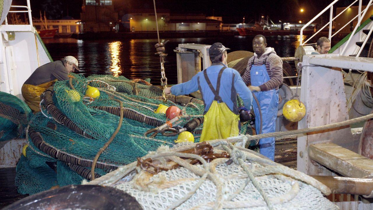 Abundan los armadores y los tripulantes contrarios a generalizar el uso de las cámaras a bordo para controlar la pesca porque los culpabiliza