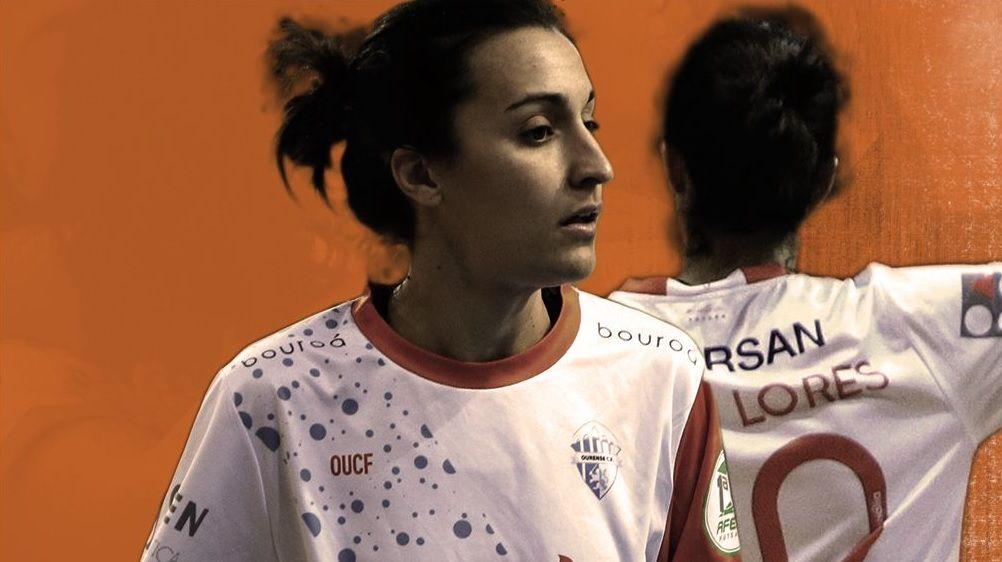 La jugadora pasó por Poio Pescamar y Burela antes de llegar a Ourense