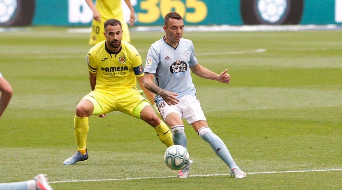 336 - Celta-Villarreal de Primera (0-1) el 13 de junio del 2020