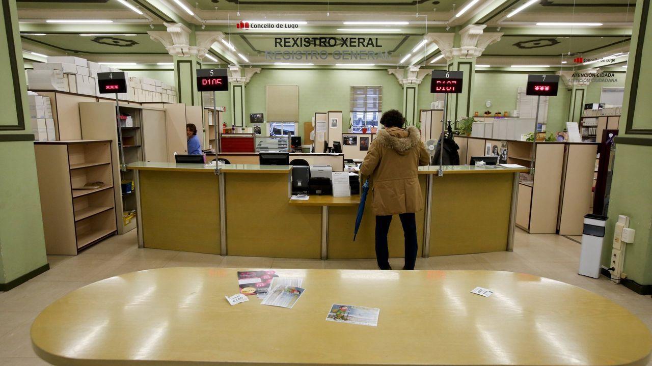 En las listas de empleo se anotaron más de 2.000 personas